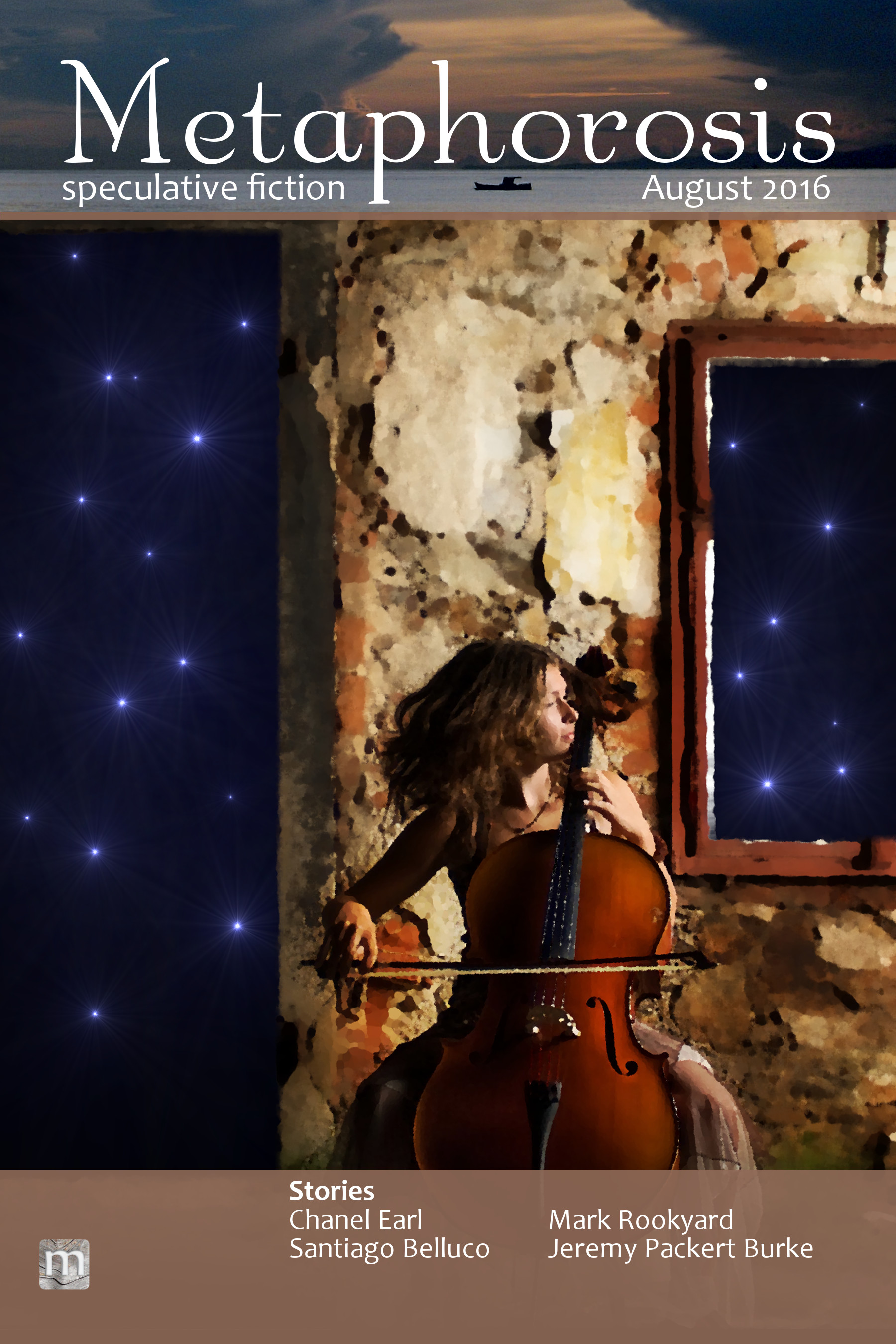 Duet for Unaccompanied Cello – Chanel Earl